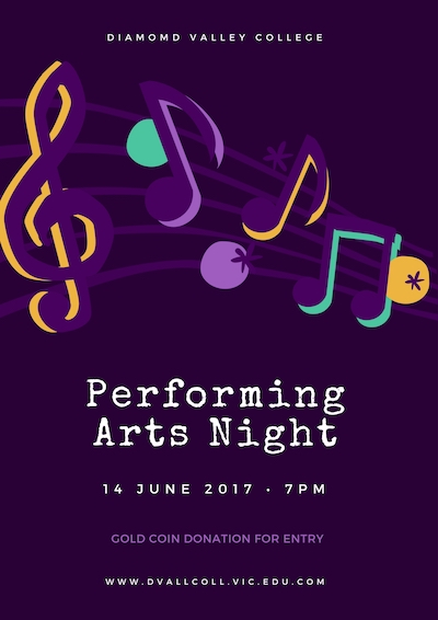 Performing Arts Night