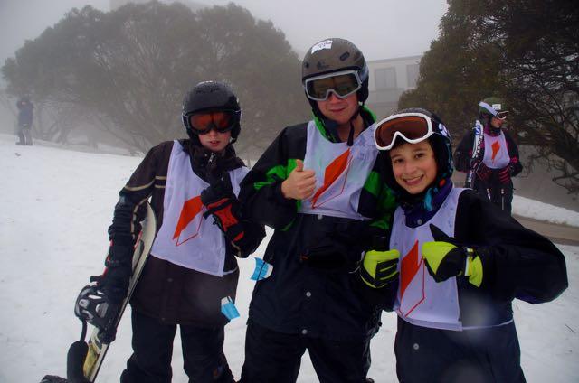 Year 8 Snow Trip