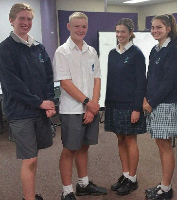 Year 11 Student Leaders